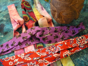 Katie's Cooling Scarves